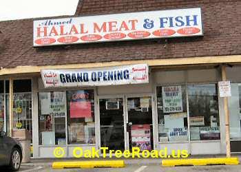 Ahmed Halal Oak Tree Road image © OakTreeroad.us