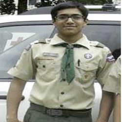 Akshat Mehta Gets Eagle Scout Rank