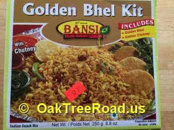 Bansi Golden Bhel Kit image © OaktreeRoad.us
