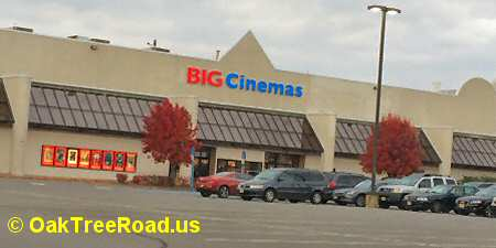 Big Cinemas Oak Tree Road