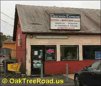 Dakshin Express Edison © OakTreeRoad.us