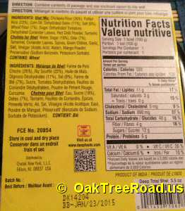 DEEP Total BHEL Nutrition image © OaktreeRoad.us