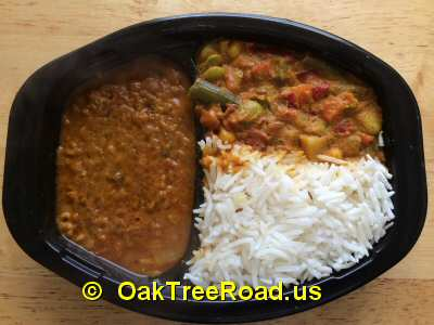Deep Vegetable Korma image © OaktreeRoad.us
