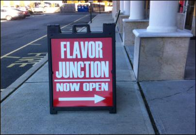 flavor junction oak tree road iselin