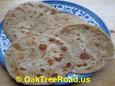 Garvi Gujarat Frozen Puran Poli image © OaktreeRoad.us