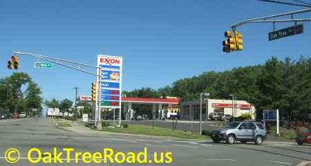 Oak Tree Road Gas Stations