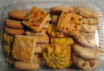 Hot Breads Assorted Cookies