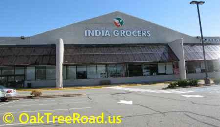 India Grocers Oak Tree Road image © OakTreeroad.us