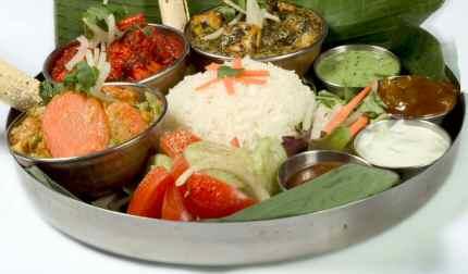 Indian Food Oak Tree Road