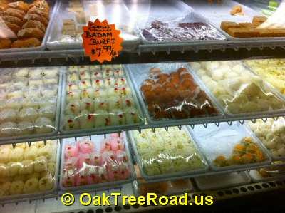 Indian Sweets Oak Tree Road