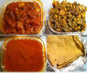 Khushboo Mini Thali Items