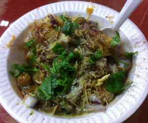 Lovely Sweets & Restaurant Samosa Chaat