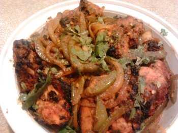 mirchi edison andhra tandoori chicken