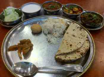Mithaas Special Thali