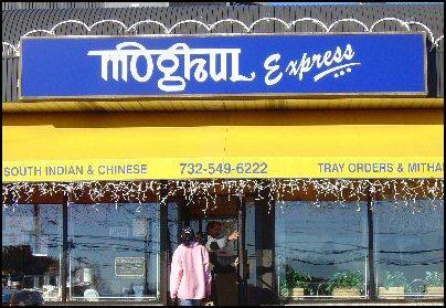 Moghul Express Iselin
