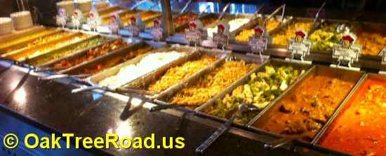 indian buffets thalis on oak tree road rh oaktreeroad us best buffet in nj star ledger best buffet in nashville