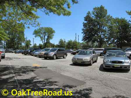 Oak Tree Road Parking