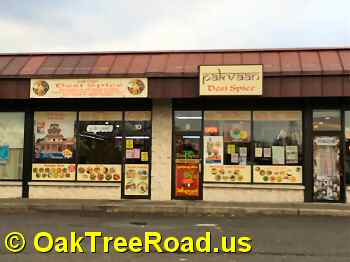 Moghul Restaurant Oak Tree Road
