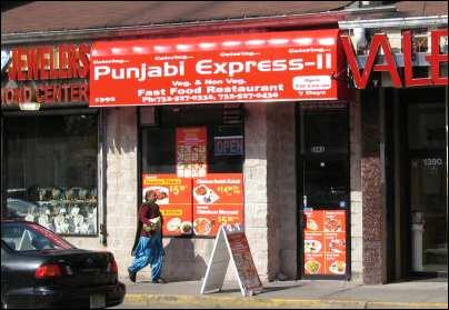 punjabi express iselin © OakTreeRoad.us