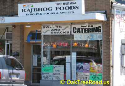 Rajbhog Foods Oak Tree Rd Iselin