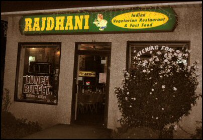 rajdhani edison indian restaurant