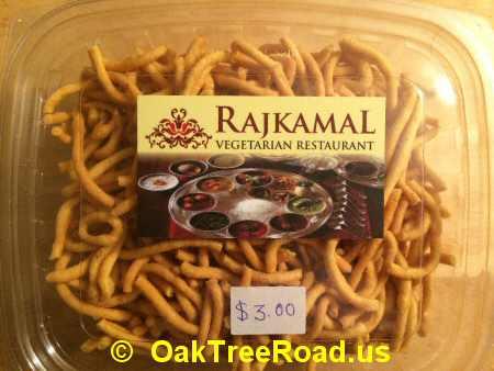 Raj Kamal Sev image © OakTreeRoad.us