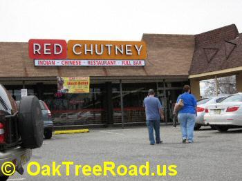 Red Chutney Iselin  © OakTreeRoad.us