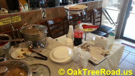 Shalimar Grill Condiments Oak Tree Road Iselin New Jersey