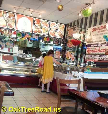 Shalimar Grill Oak Tree Road Iselin New Jersey