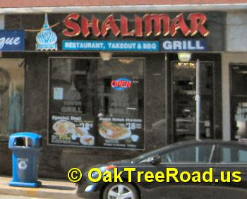 shalimar grill oak tree road iselin