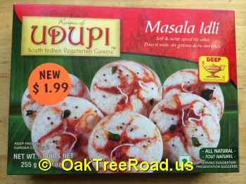 Udupi Masala Idli Box image © OaktreeRoad.us